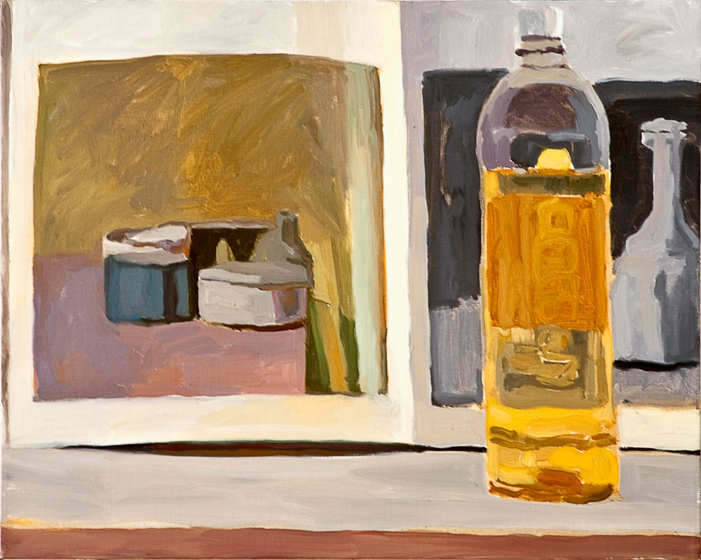 Still-life with Morandi no.1