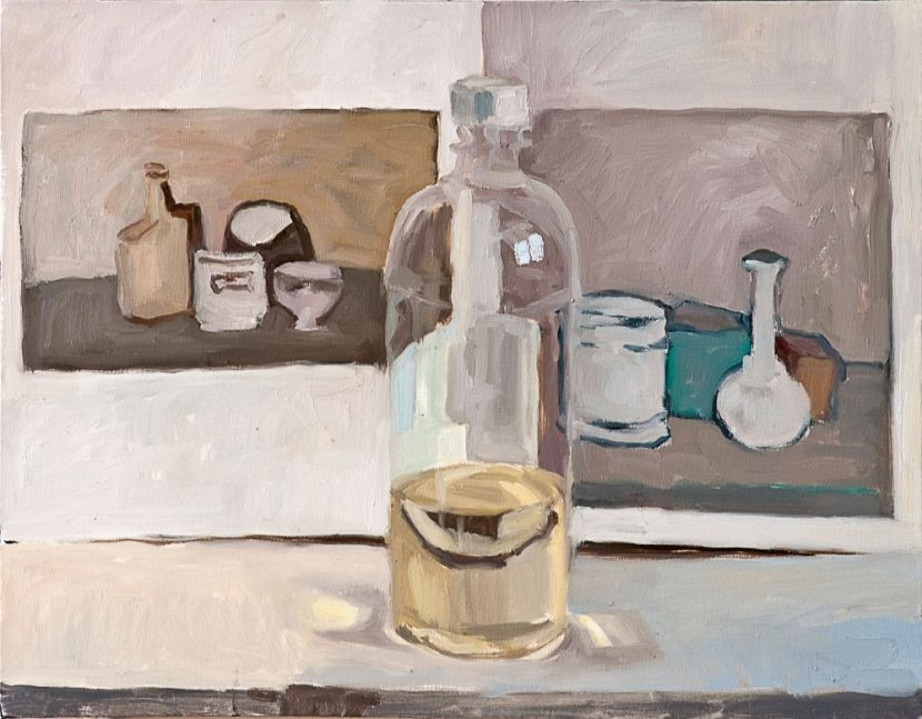 Still-life with Morandi no.2