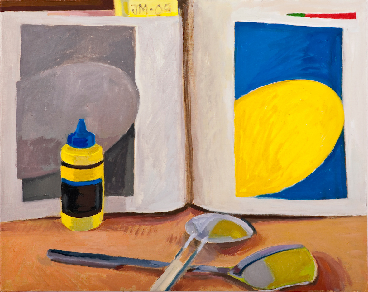 Still Life With Ellsworth Kelly #3