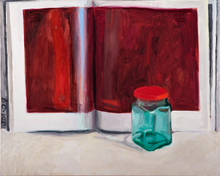 Still Life With Rothko #3