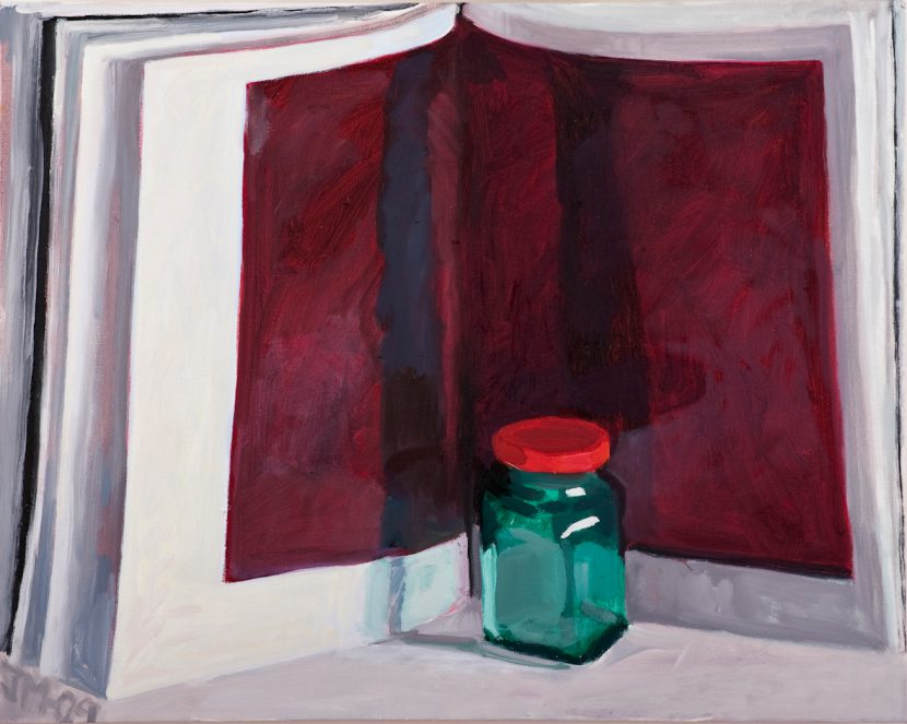 Still Life With Rothko #4