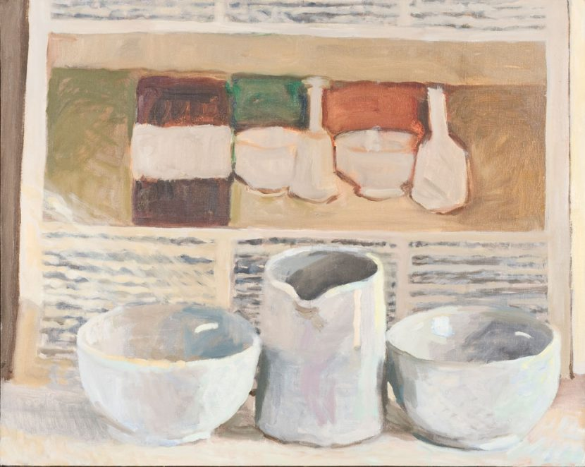 Still Life With Morandi no.3