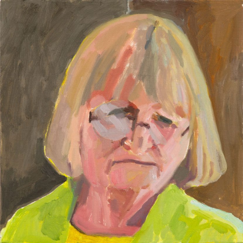 Portrait of Sue